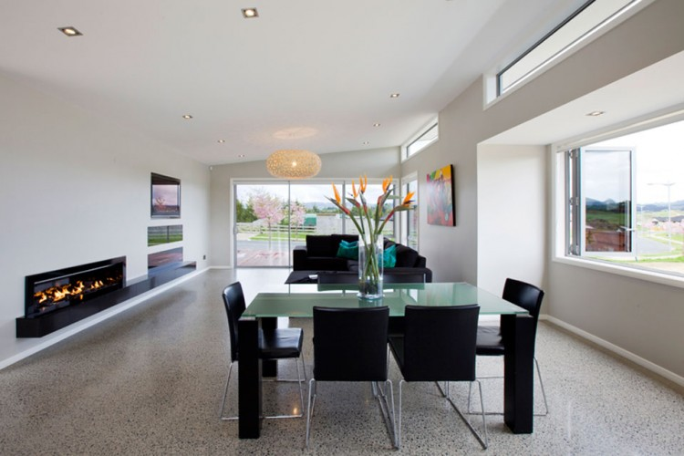 show home interior design.  Calley Building Show Home by Creative Space Architectural Design