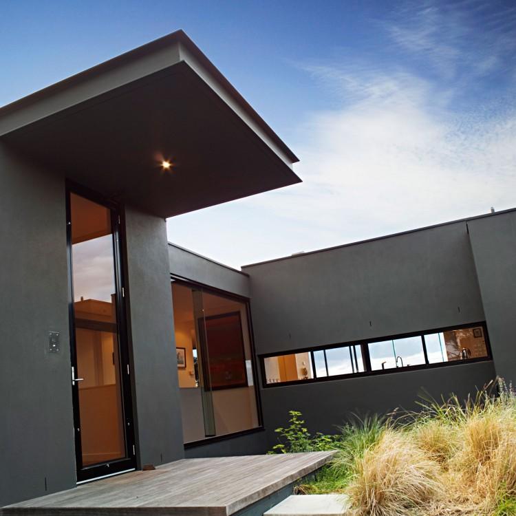 Contemporary Homes Grey