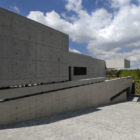 Concrete House by A-cero