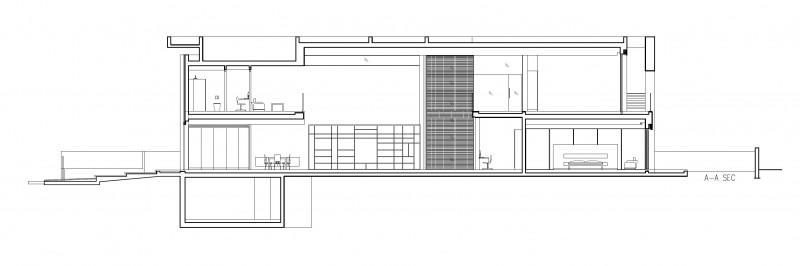Contemporary bauhaus on the carmel by pitsou kedem architects for Pool design dessau