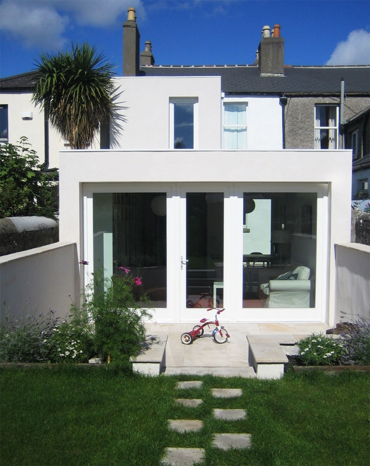 house extension in dublin by flavio lombardo architects