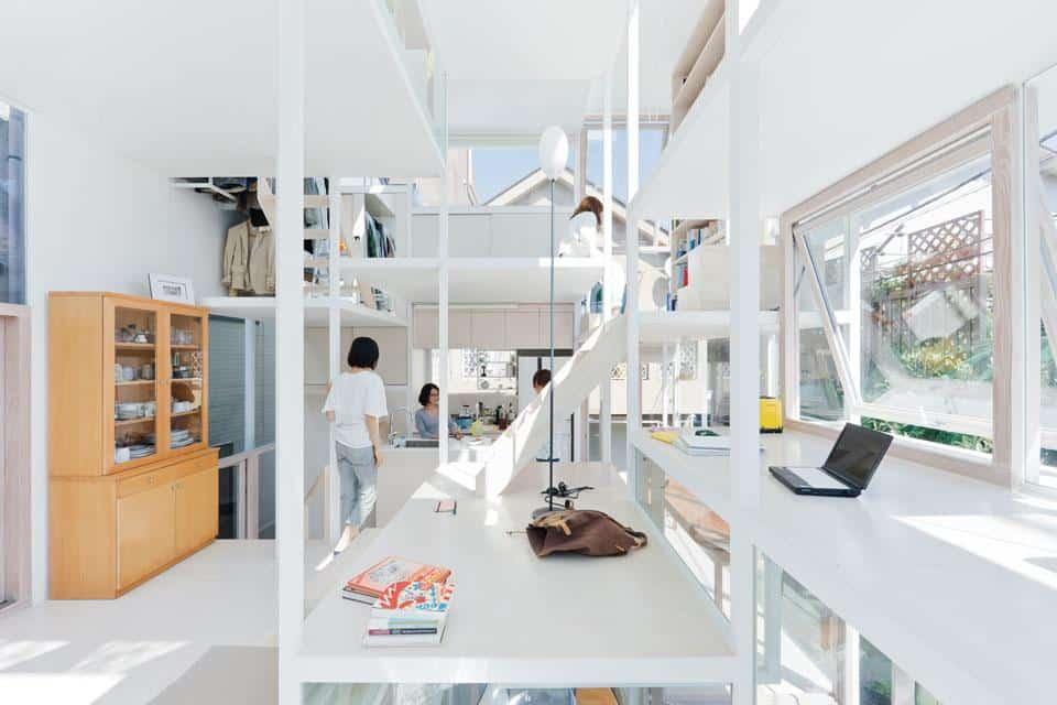 House NA by Sou Fujimoto Architects (6)