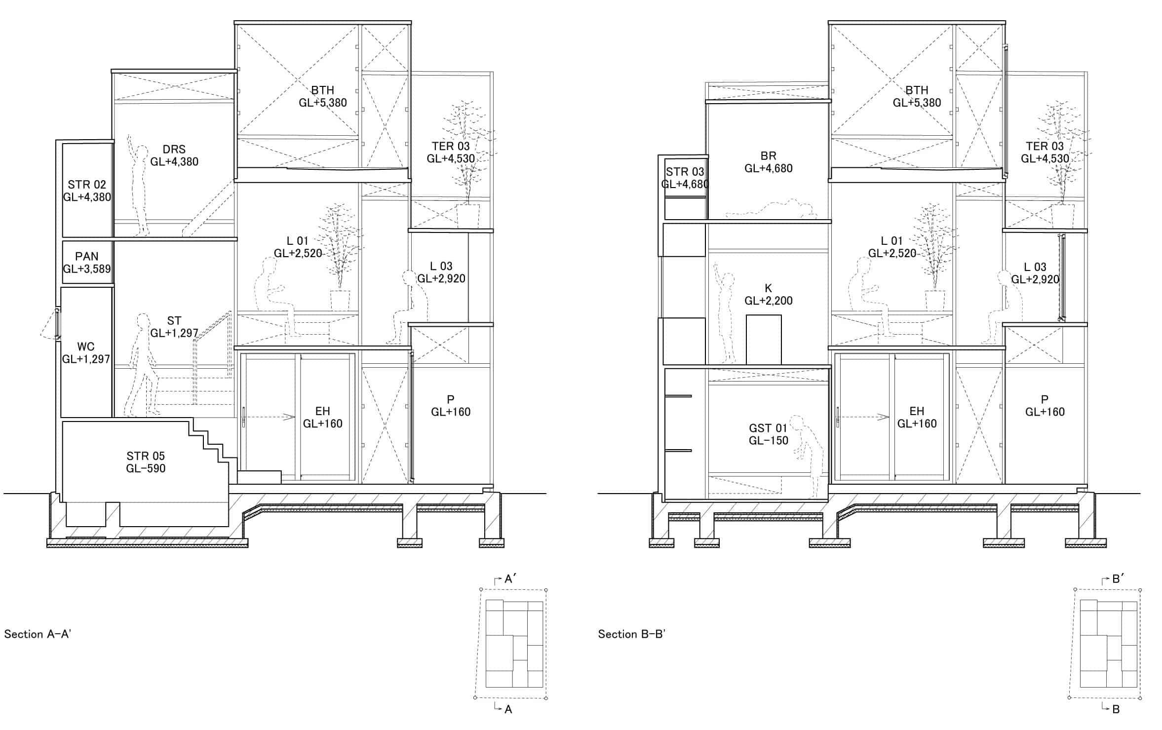 House NA by Sou Fujimoto Architects (17)