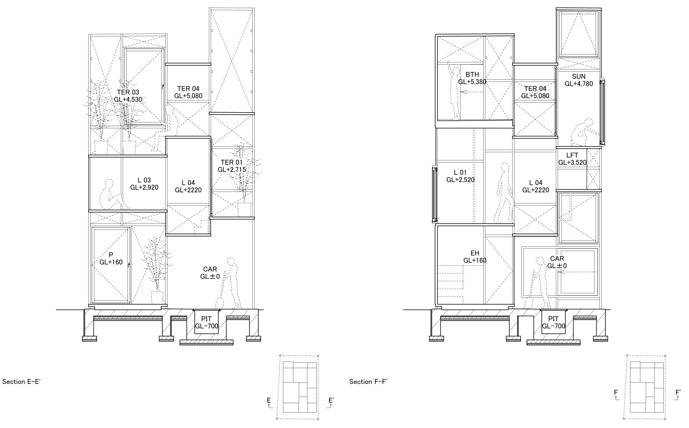 House NA by Sou Fujimoto Architects (19)