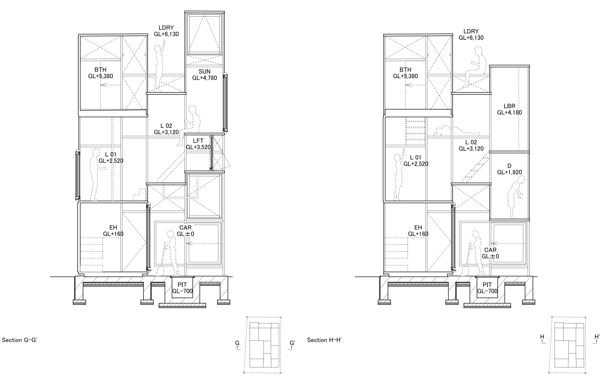 House NA by Sou Fujimoto Architects (20)