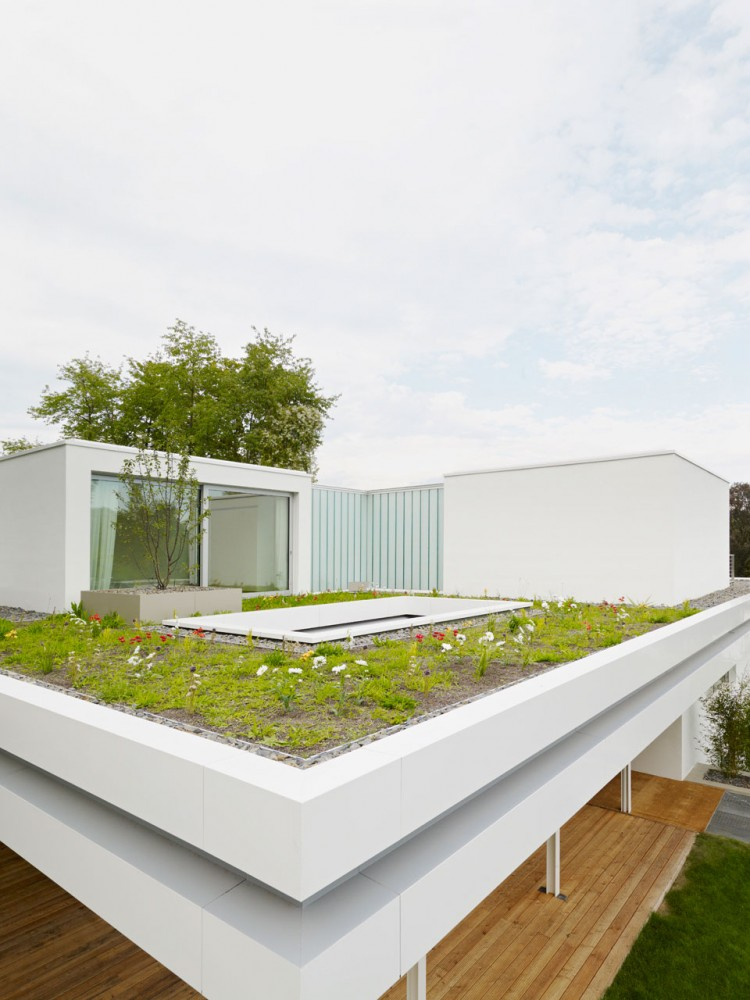 Associated Architects House S by CHIRSTCHRIST Associated