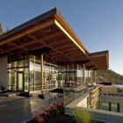 Custom Private Home in British Columbia by David Tyrell Architecture