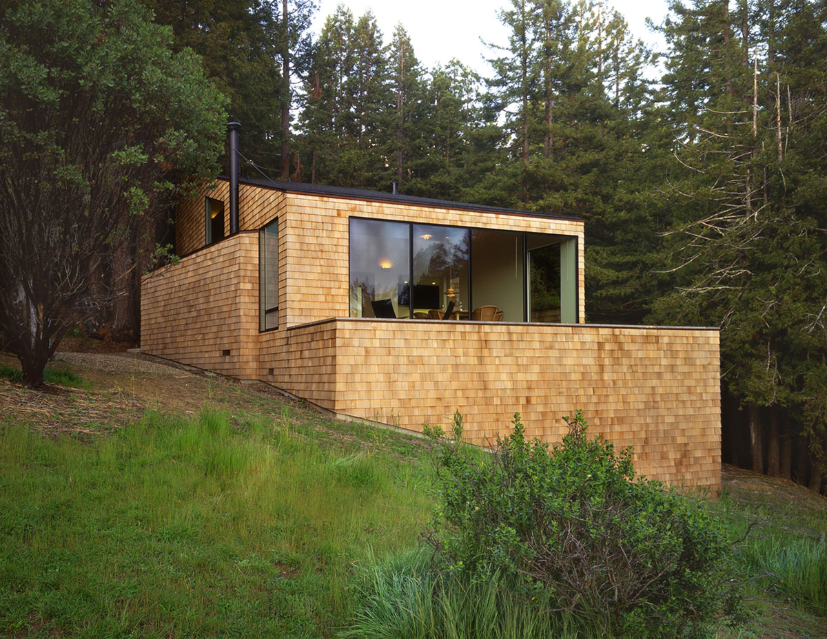 Sea Ranch Residence by Todd Verwers Architects