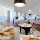 Stylish Triplex Penthouse in Stockholm