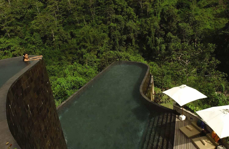 Ubud Hanging Gardens in Bali