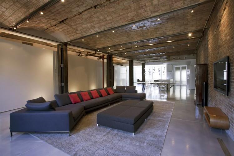 Union Square Loft by Naiztat + Ham Architects