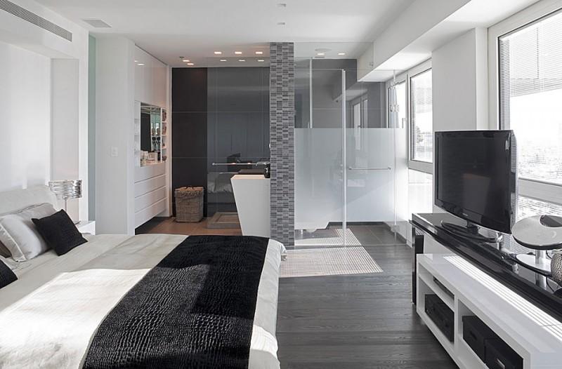 Apartment Interior in Tel Aviv by Lanciano Design