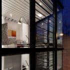 Barcode House by David Jameson Architect