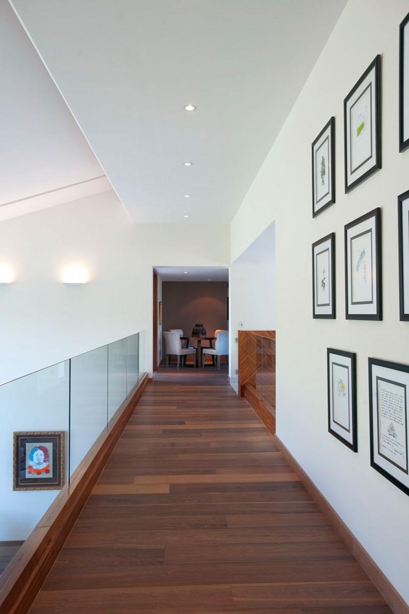 Casa lc by arco arquitectura contempor nea for Raccordo casa contemporanea