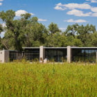 Flyway View House by Jon Anderson Architecture