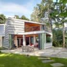 Lakeshore House in Potsdam by Archibald Buro (2)