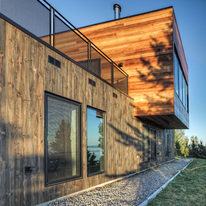 Malbaie v le phare by mu architecture