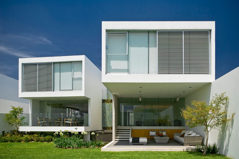Mo House By Lvs Architecture And Jc Name Arquitectos - Mo-house-by-lvs-architecture-jc-name-arquitectos