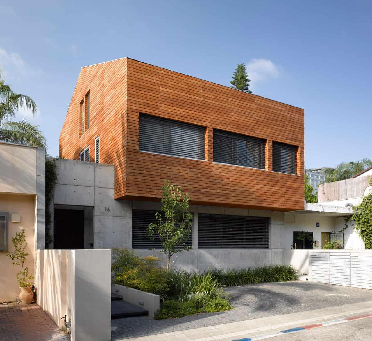 stv house by arstudio arnon nir architecture. Black Bedroom Furniture Sets. Home Design Ideas
