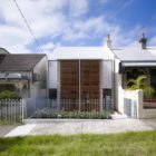 The Camperdown House by Carter Williamson Architects