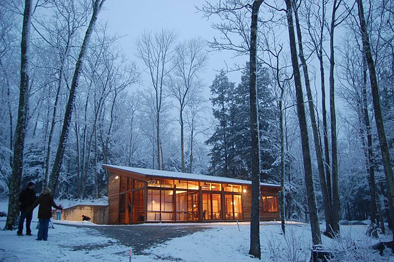 The Small House by Maryann Thompson Architects