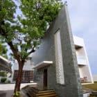 The Wall House by Dipen Gada & Associates