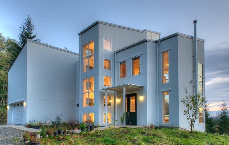 Thomas Eco House By Designs Northwest Architects