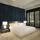 Tribeca Loft Renovation with Stunning Guest Bedroom by William T. Georgis