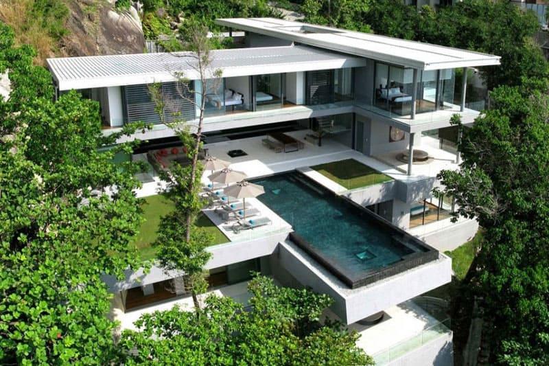 HomeDSGN's 20 Most Popular Resort Residences of 2011