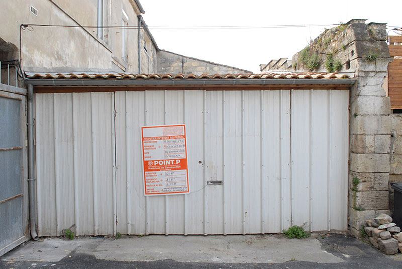 03. Before & After – Would you live in a Garage?
