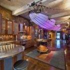 Surreal Steampunk Apartment in Chelsea, New York City (1)