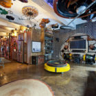 Surreal Steampunk Apartment in Chelsea, New York City (4)