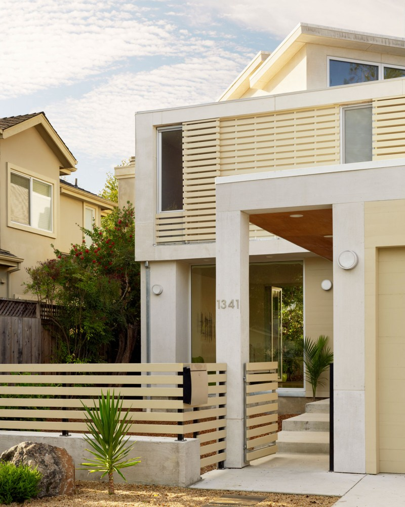 Modern Home Design October 2012: Contemporary Two Story House Designs