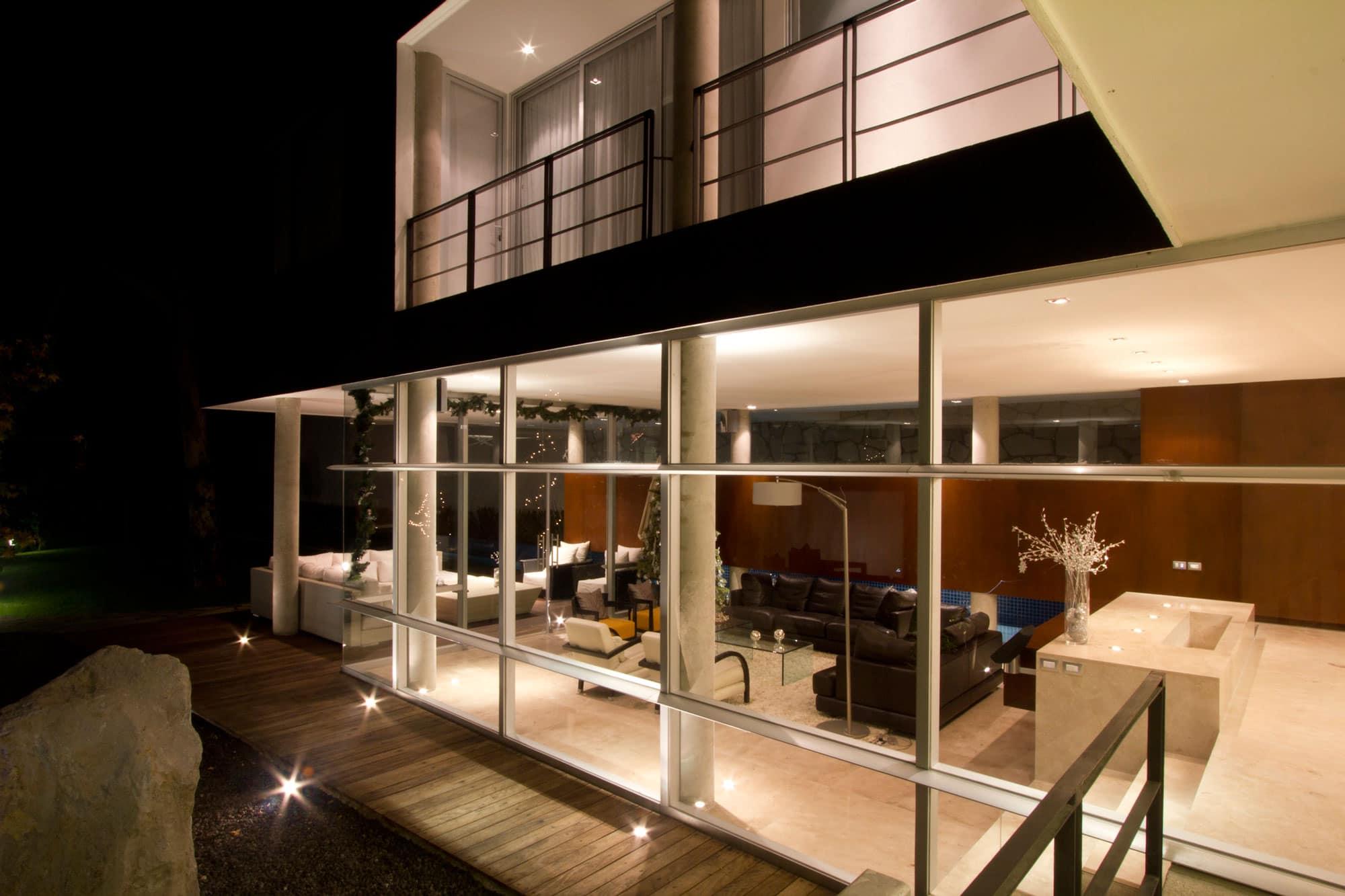 Block House by A-001 Taller de Arquitectura