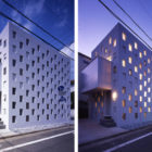 Cell Brick by Atelier Tekuto