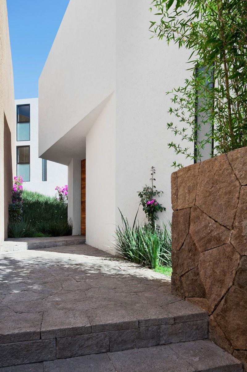 Casa la roca by parque humano for Casa la roca