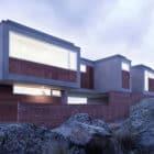 Huete House by BmasC Arquitectos