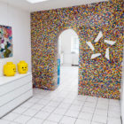 LEGO Wall project by Npire