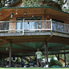 Largest Treehouse in the World by Michael Garnier