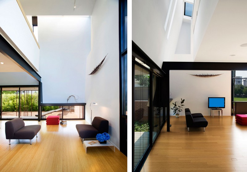 OKasian House by Fitzsimmons Architects