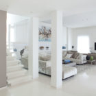 Sea Shell Residence interior by Lanciano Design