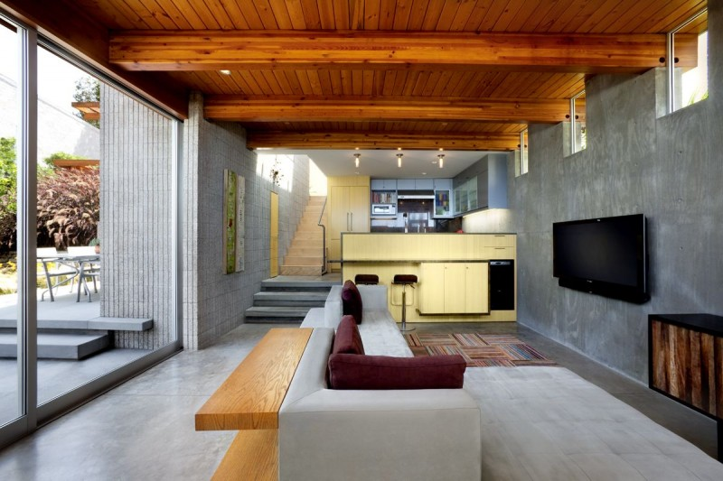 The Temple Hills Residence By Schola Architecture