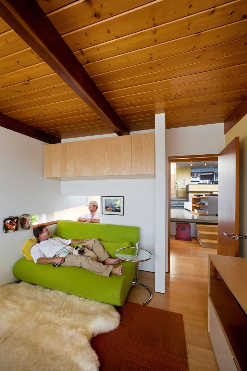 Interior Design Temple Home - Home is Best Place to Return
