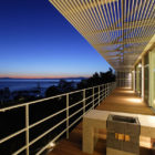 Villa Overlooking the Sea by Edward Suzuki Associates