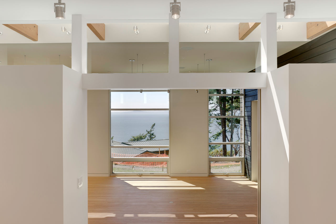 Weaving Studio by Prentiss Architects