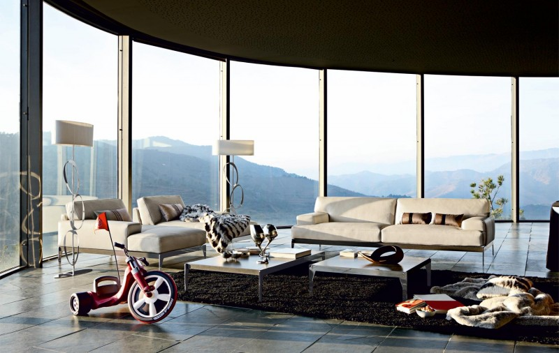 Living Room Inspiration: 120 Modern Sofas by Roche Bobois (Part 3/3)