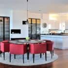 Beautiful Duplex Penthouse in Malmö, Sweden