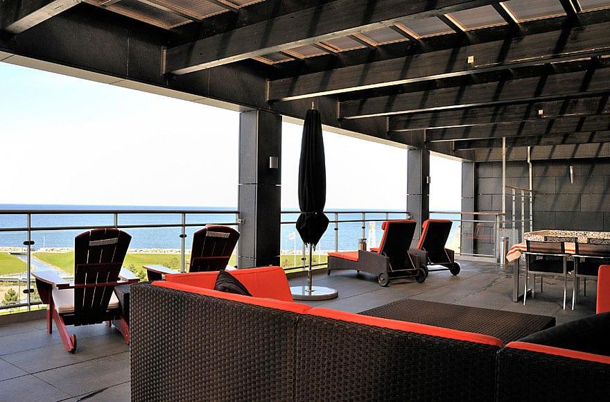 Scandinavian Design: Beautiful Duplex Penthouse in Malmö, Sweden