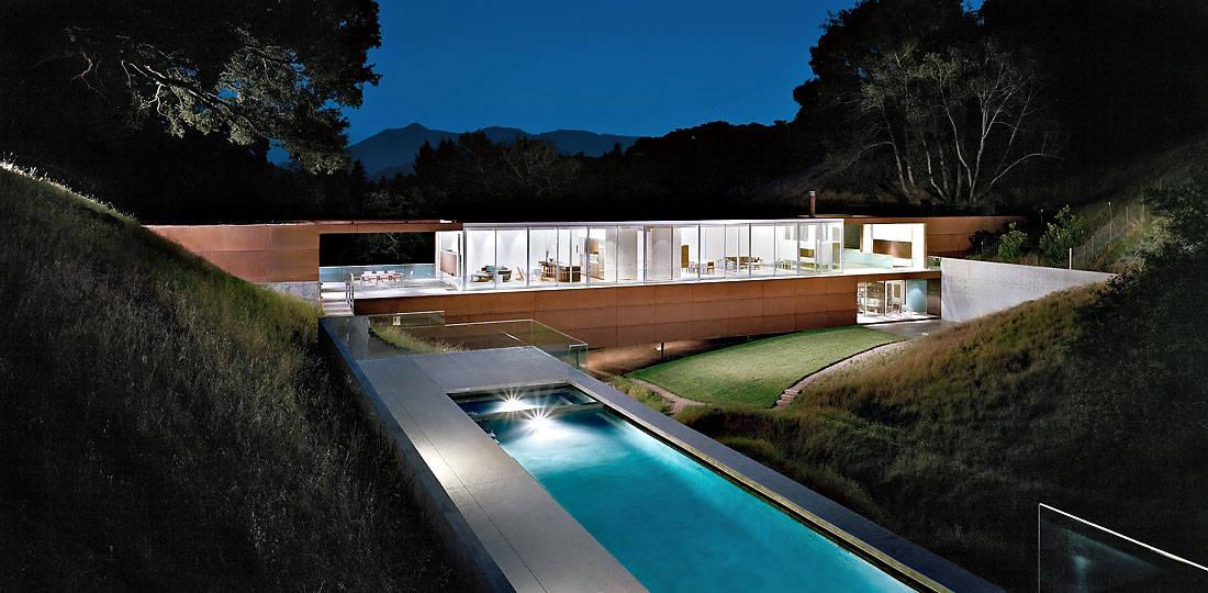 Bridge House by Stanley Saitowitz | Natoma Architects