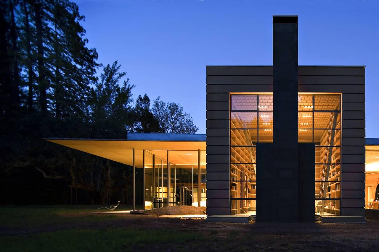 Creekside Residence by Bohlin Cywinski Jackson